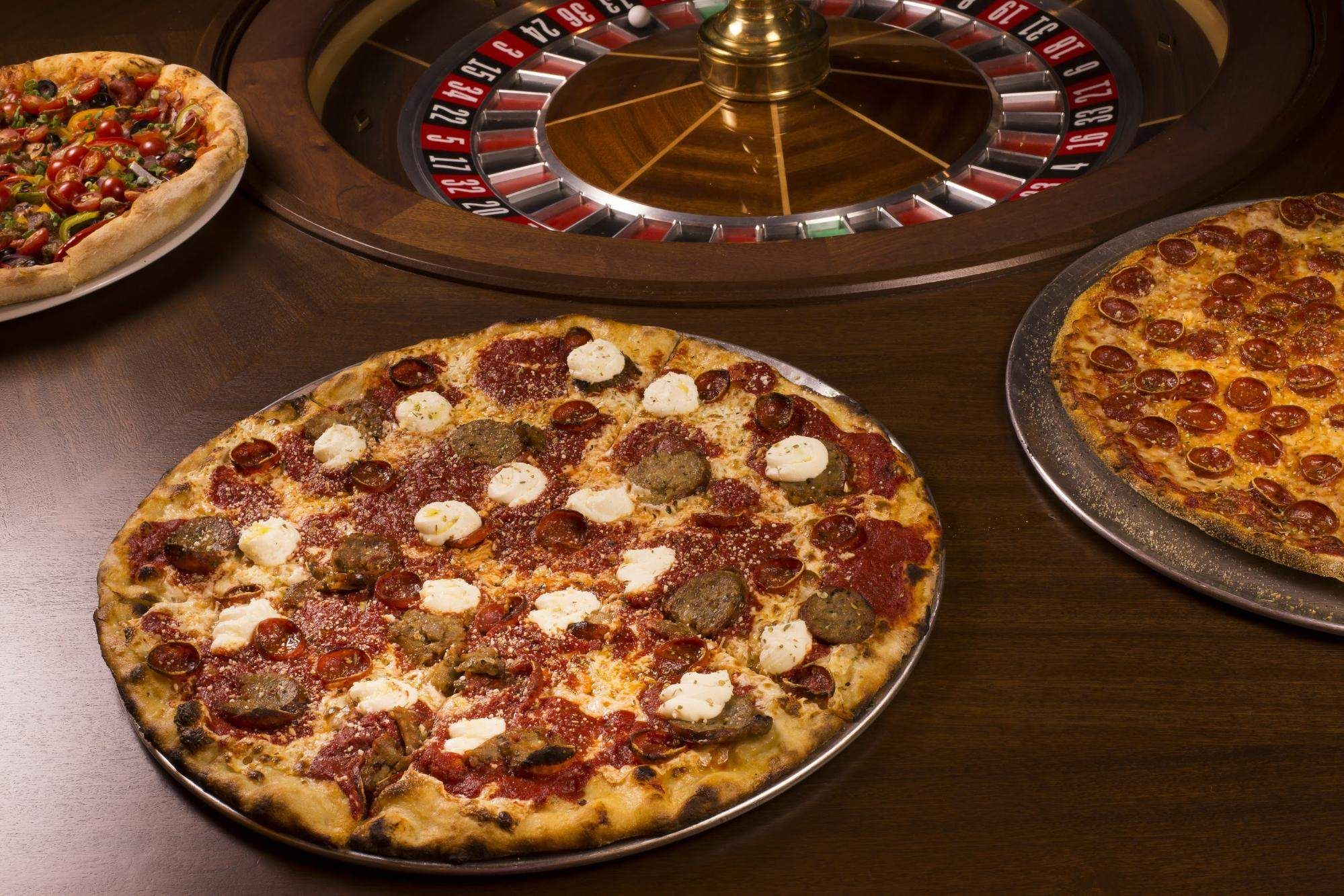 The 14 Best Pizza Places In Las Vegas Right Now