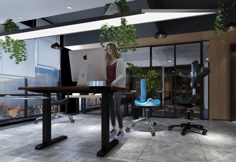 #sitstandchair#ergos#ergonomic#sittohealth#labchair#cleanroomfurniture#laboratory#workatation#sitrostand#industrialchair