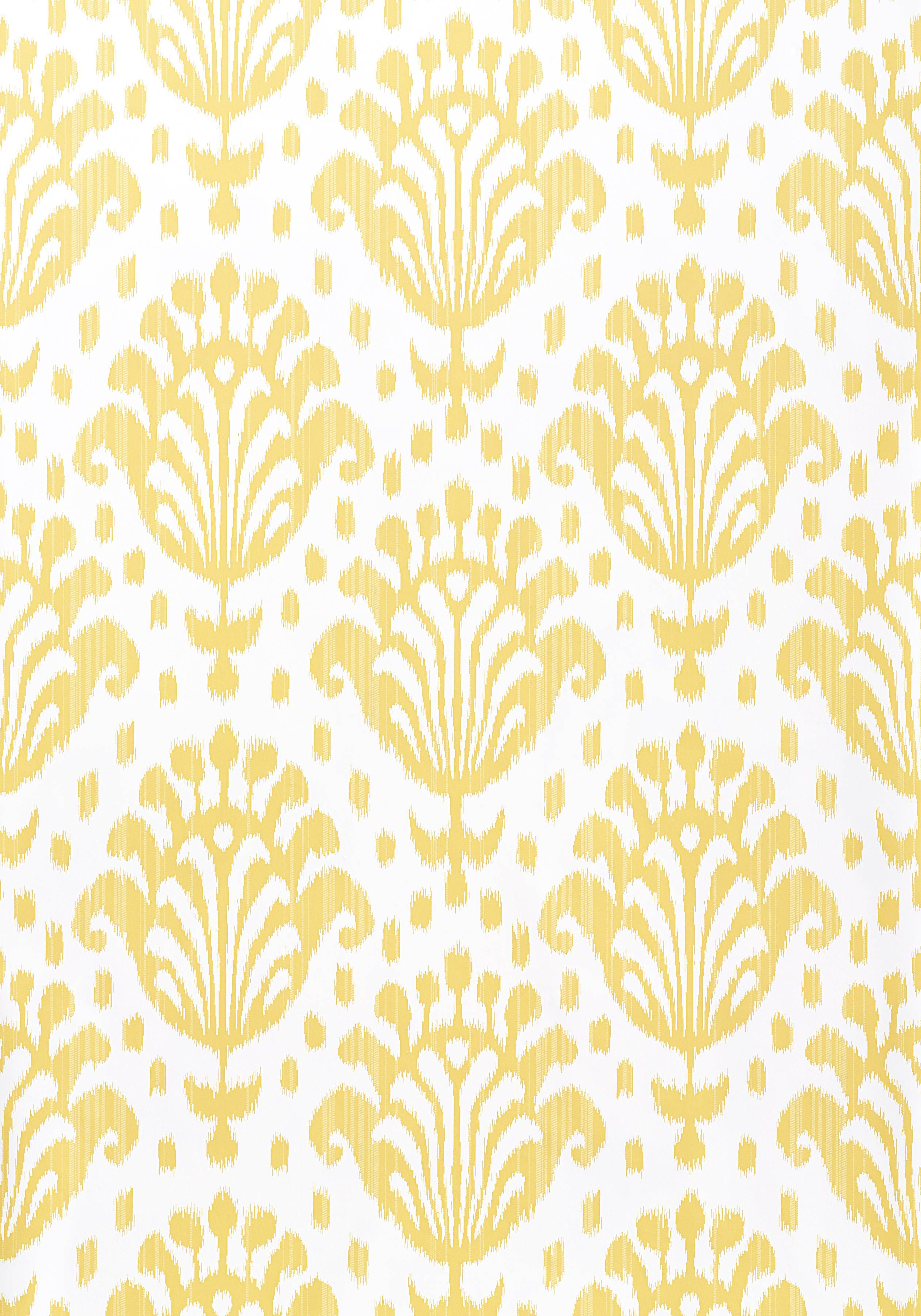 THAI IKAT, Yellow, T4952, Collection Jubilee from Thibaut   3900 ...