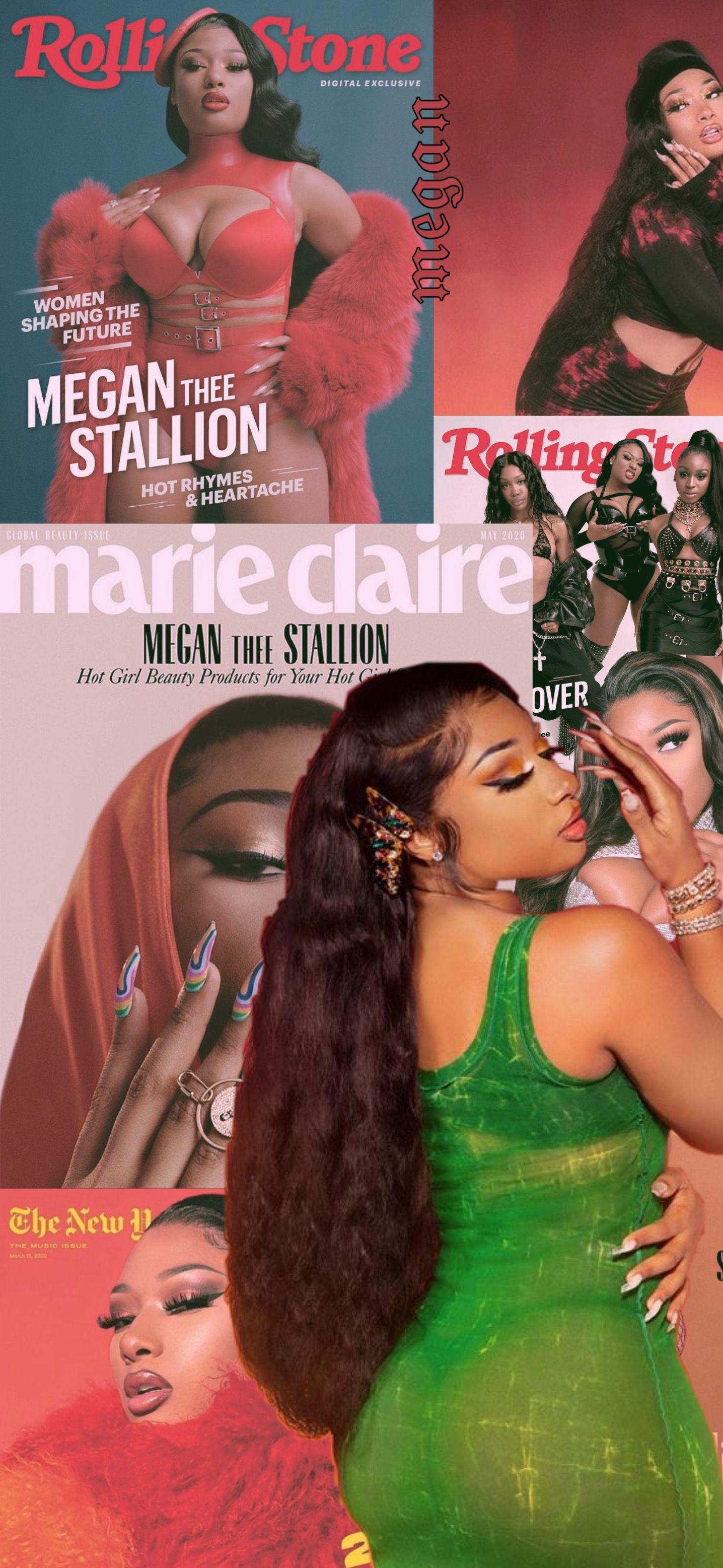 Megan Thee Stallion 2 In 2020 Black Girl Aesthetic Bad Girl Aesthetic Bad Girl Wallpaper