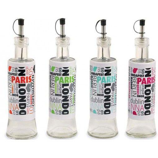 Bottiglie : Oliera City