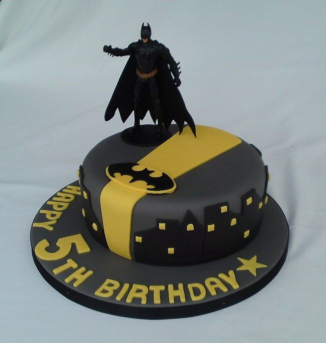 Pics For Batman Birthday Cake Walmart