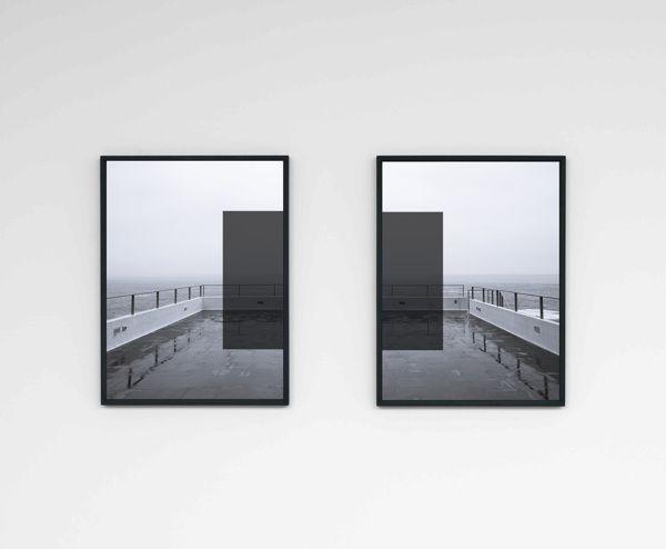 Views I - III by Fabian Buergy, via Behance