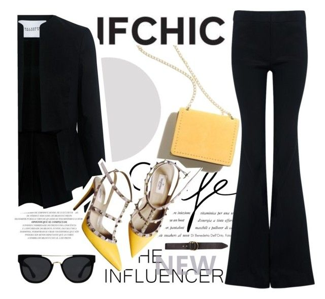 """Ifchic"" by sofia10-1 ❤ liked on Polyvore featuring 10 Crosby Derek Lam, Quay, Valentino, Billabong and ifchic"