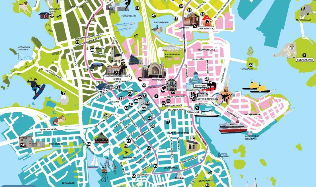 Top 10 Things to do in Helsinki with Kids Helsinki Finland and