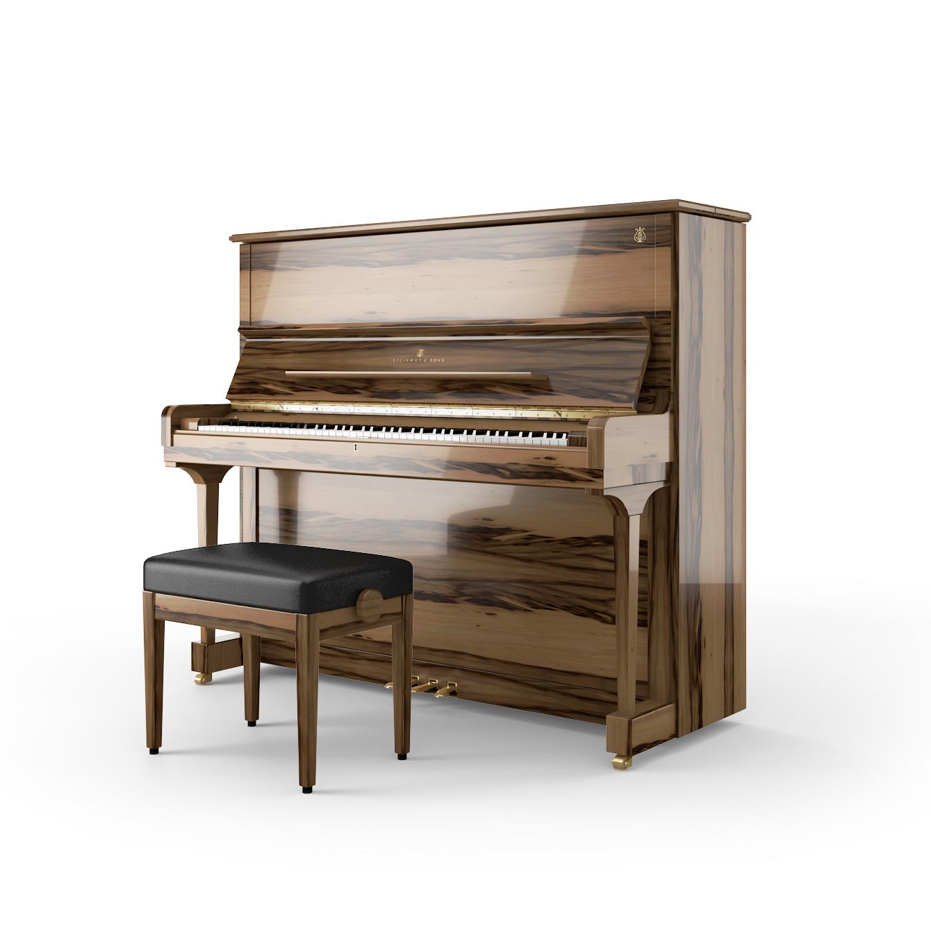 Piano K 132 Ein Echter Steinway Klavier Klavier Piano Steinway Klavier