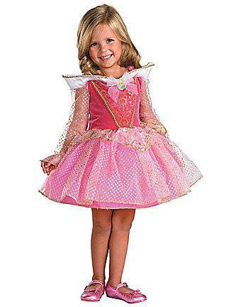 55822aaef Kids Disney Ballerina Aurora Costume for Girls