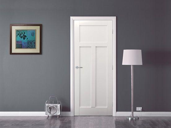 Corinthian Moda Internal Doors Modp6 Internal Doors Dark Grey Living Room Living Room Grey