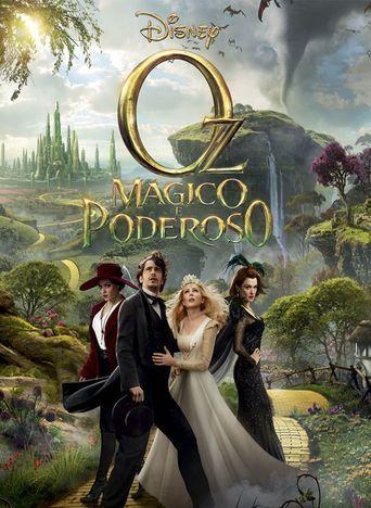 Assista Oz Magico E Poderoso No Cine Hd Online Good Movies Movie Posters Streaming Movies