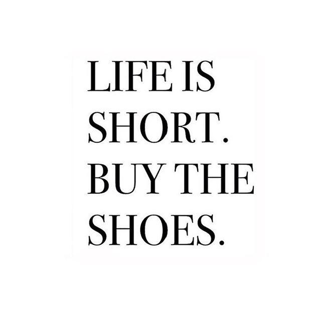 Og skulle du ikke 'trenge' sko, så unn deg en ting fra Ting✌️ #moroting #godhelg