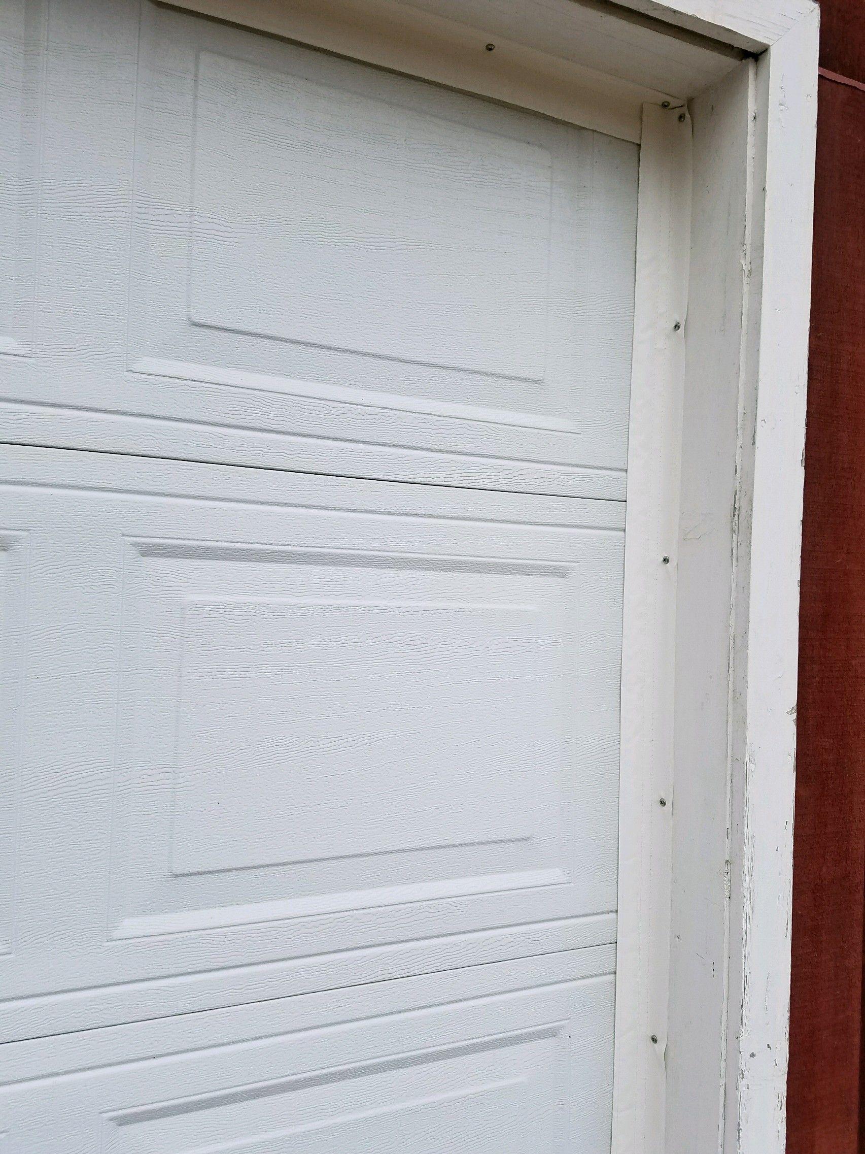 A Garage Door Seal Gap Seal And Threshold Seal That Mounts To The Inside Face Of The Door Instead Of The Bottom In 2021 Garage Doors Ultimate Garage Garage Door Seal