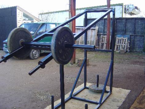 homemade leg machine  buscar con google  maquinas de gym