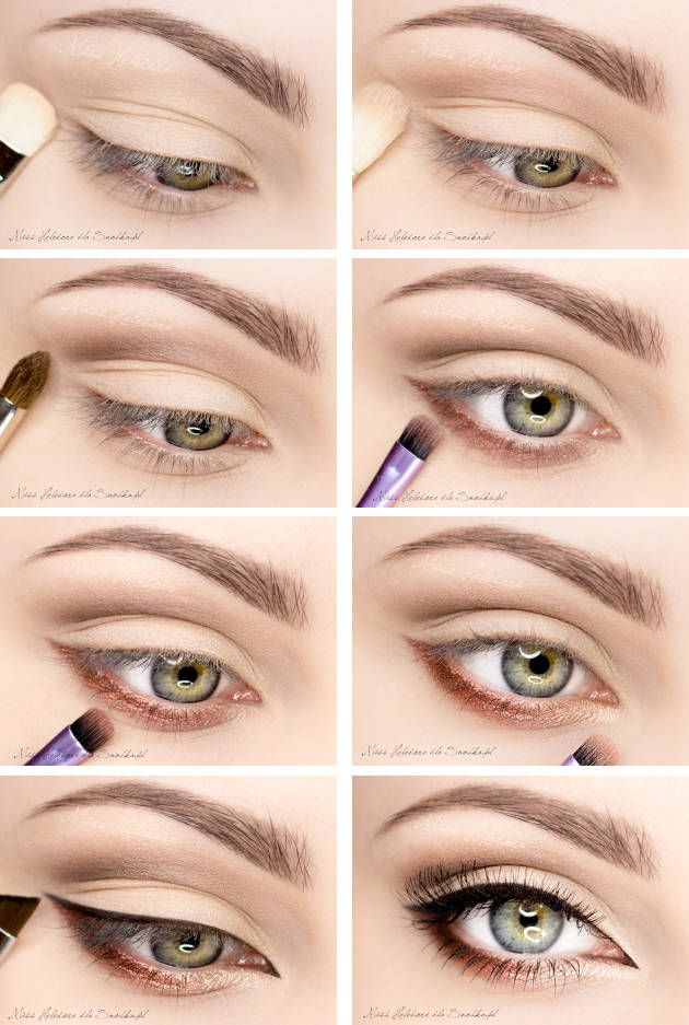 Quick Simple Day Makeup For Autumn Looks Gorgeous For When You