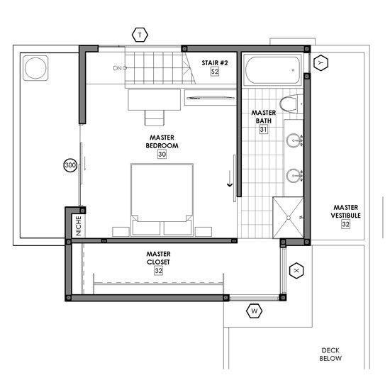 FreeGreen House Plans Modern Cottage Small Cabin Country