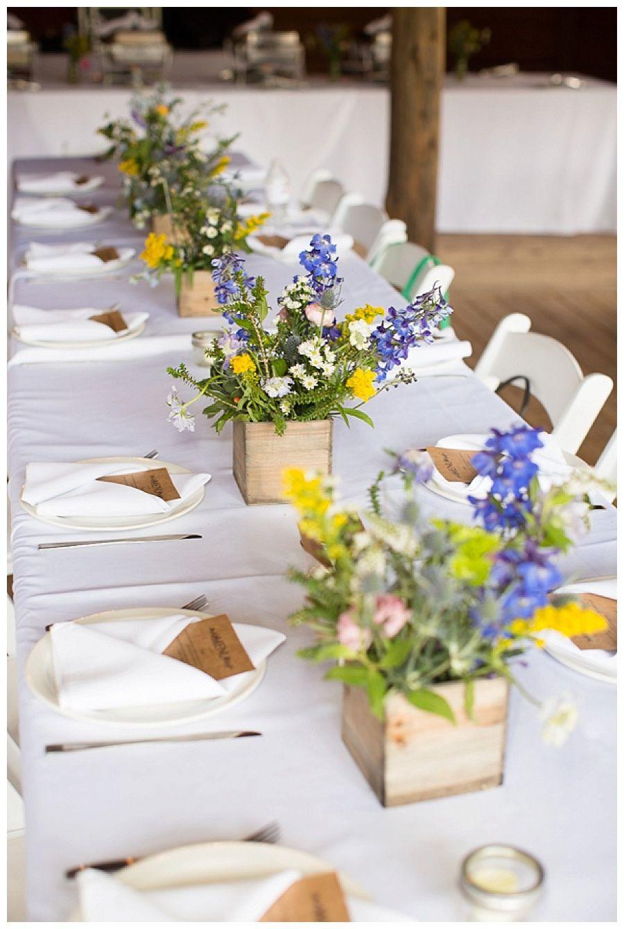 18 Wildflower Wedding Centerpiece Ideas Wedding Centerpieces