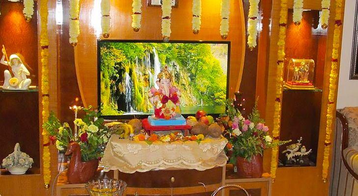 Eco Friendly Home Decoration For Ganesha Eco Friendly