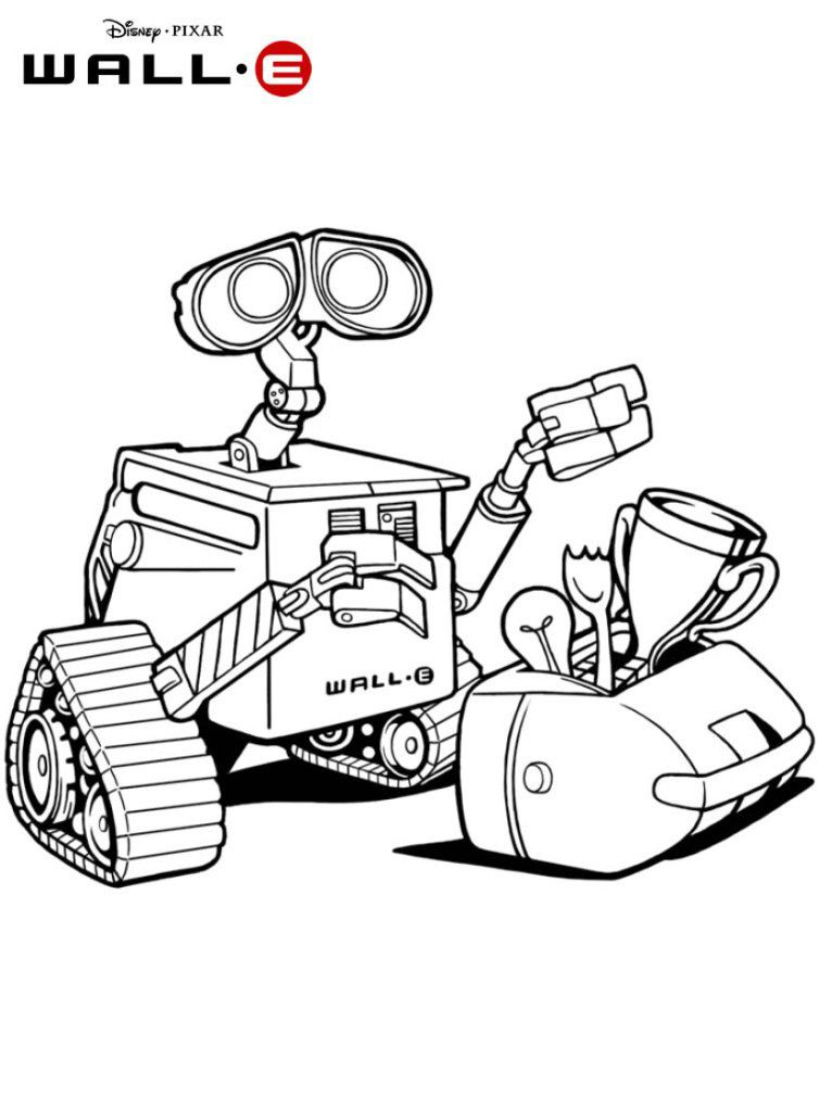 Wall E Coloring Pages Best Coloring Pages For Kids Coloring Books Coloring Pages Disney Coloring Pages