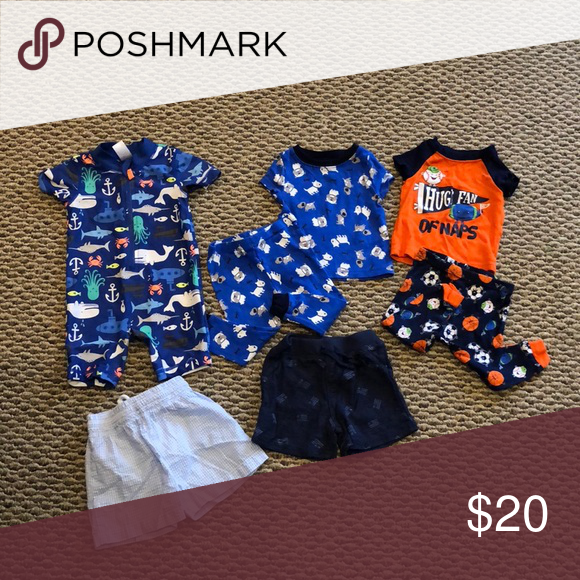 3ede0862a0f8 Super cute boy clothing. 9 months Trendy 9 months old baby pj