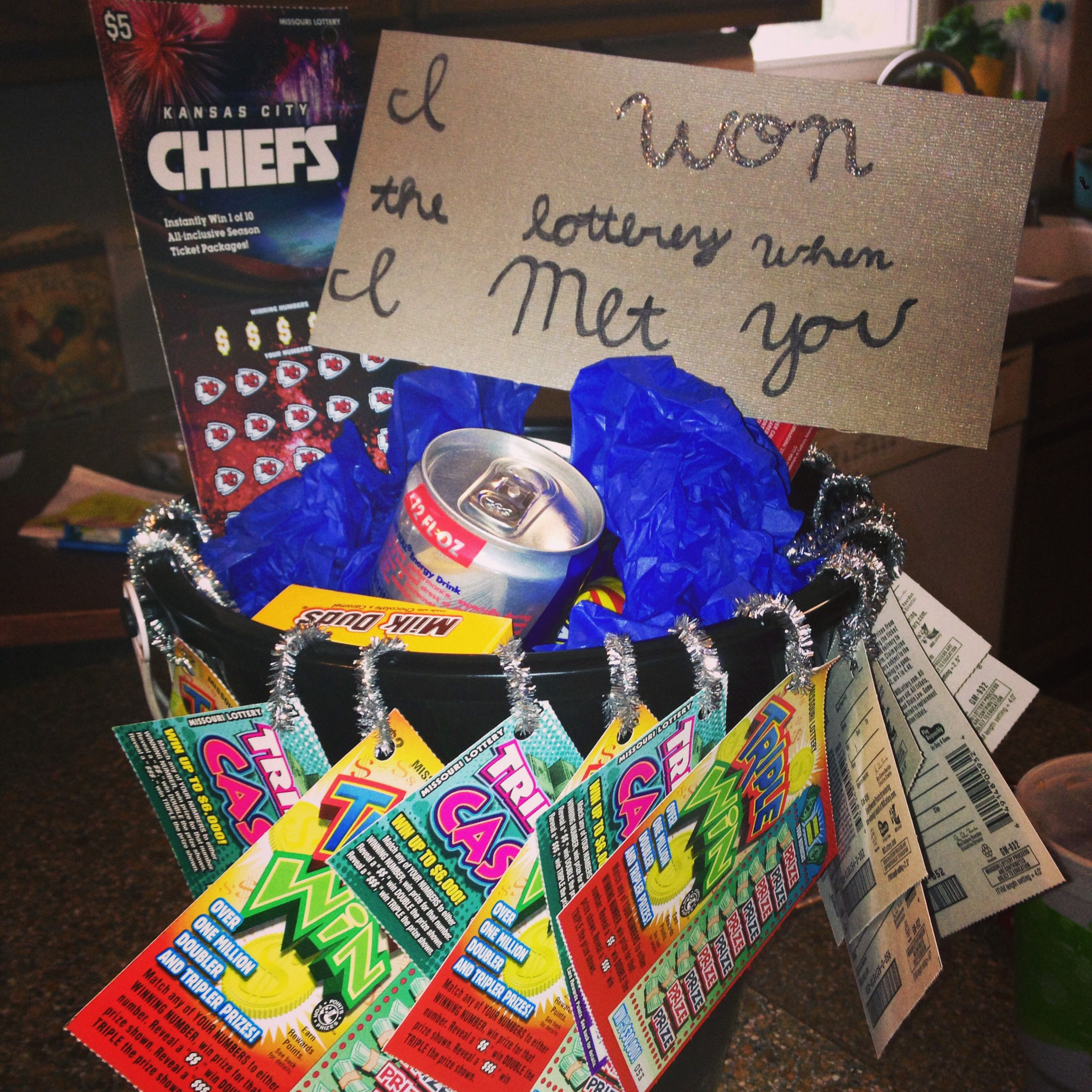For the boyfriend. Keeping it cheesy! Cheesy gifts