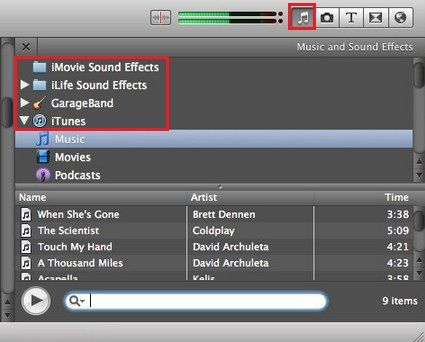4 Steps Let You Add Background Music To Imovie Easily Music Background Ads