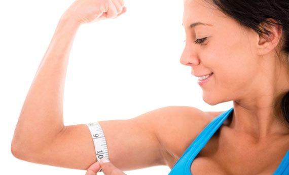 come dimagrire le braccia esercizi
