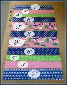How To Sew A Block Quilt #jellyrollquilts