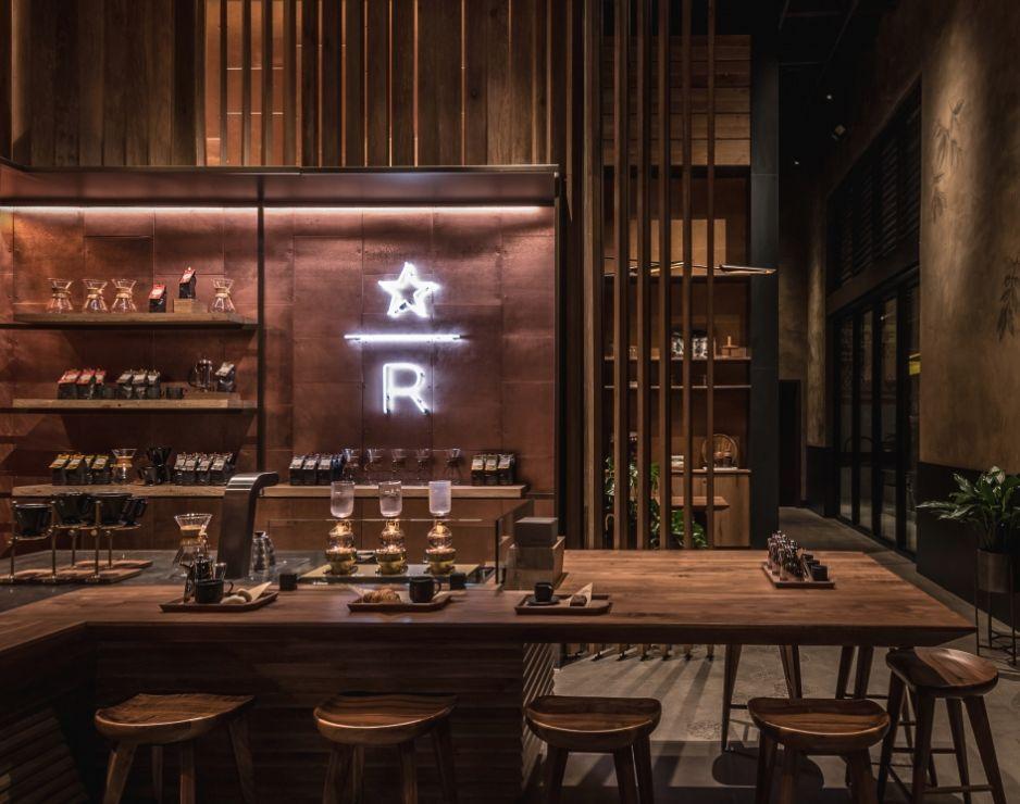 The New Starbucks Store In The La Brea Neighborhood Will