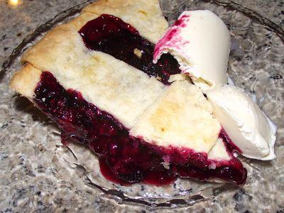 It's Dessert Time! Mixed Berry Pie..YUM!