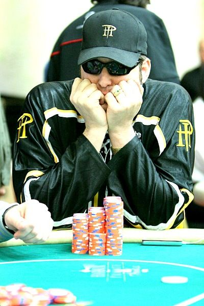 Phil Hellmuth Poker Card Cover