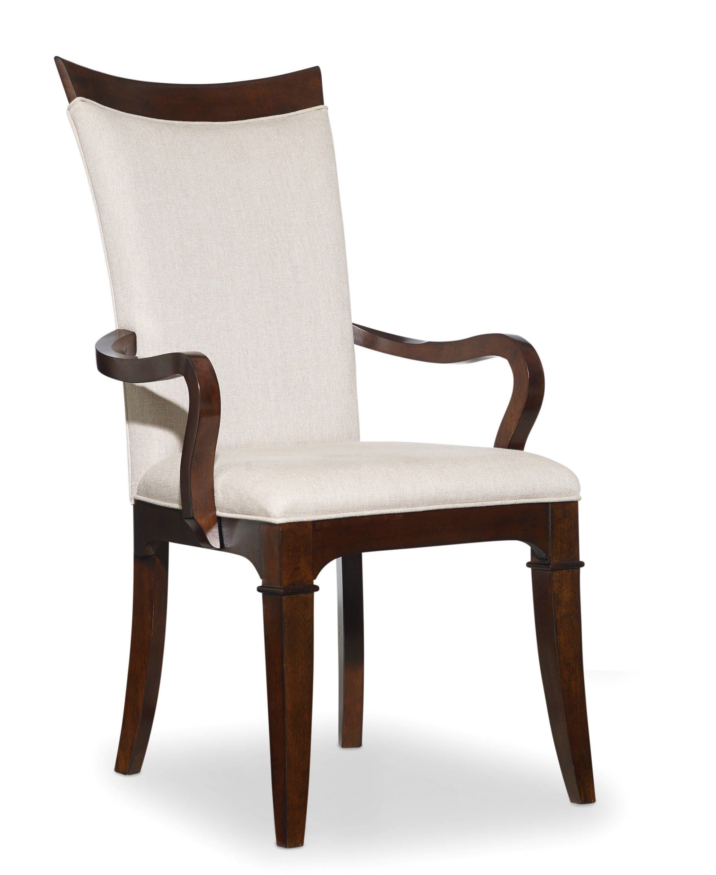 Hooker Furniture Palisade Upholstered Arm Chair 5183 75400