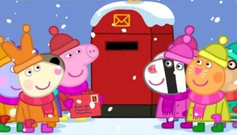 Joulu lähestyy ja tiedättehän, mitä silloin tapahtuu? Askarrellaan tietysti joulukortteja, liimataan postimerkit ja lähdetään postilaatikolle niitä postittamaan. Jännitys tiivistyy lähipäivinä, montako joulupostikorttia Pipsa Possu itse saa?