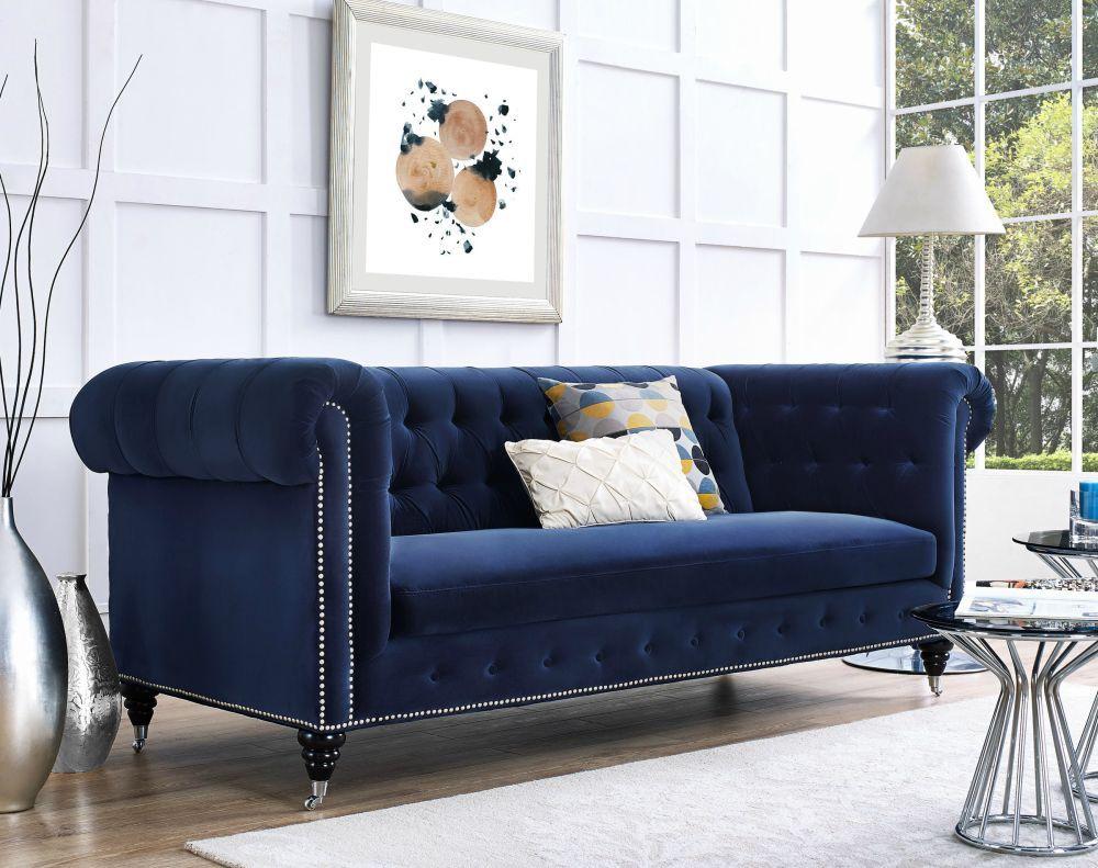 Ochre Gold Velvet Chesterfield Sofa From Rockett St George Velvet Sofa Living Room Velvet Chesterfield Sofa Gold Sofa