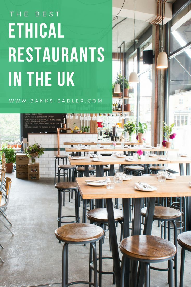 sustainable restaurant furniture. The Best Ethical Restaurants In UK For Sustainable Group Dining Restaurant Furniture