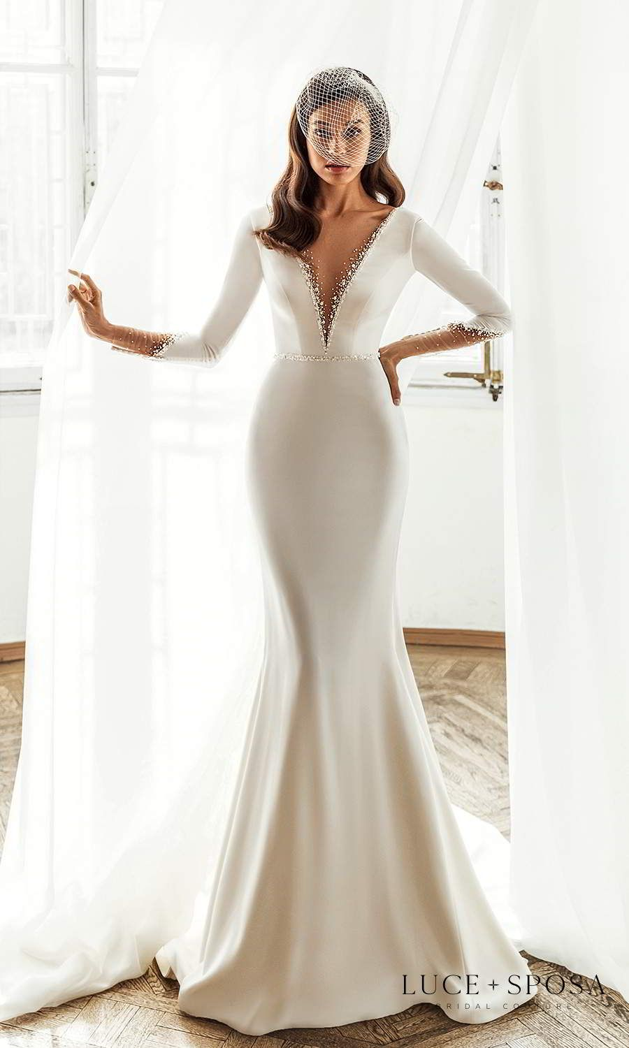 Luce Sposa 2021 Shades Of Couture Wedding Dresses Wedding Inspirasi In 2021 Wedding Dress Couture Wedding Dresses Wedding Gown Inspiration [ 1500 x 900 Pixel ]