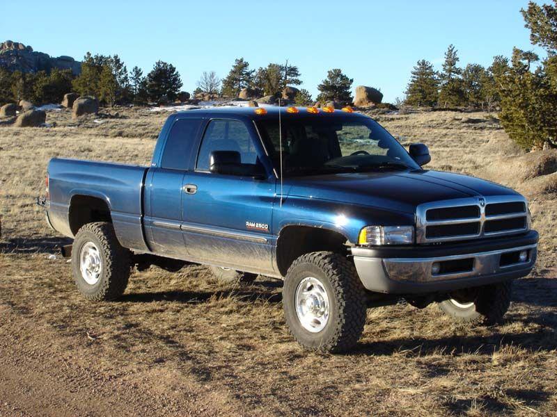 2002 Dodge Ram 2500 Towing Capacity
