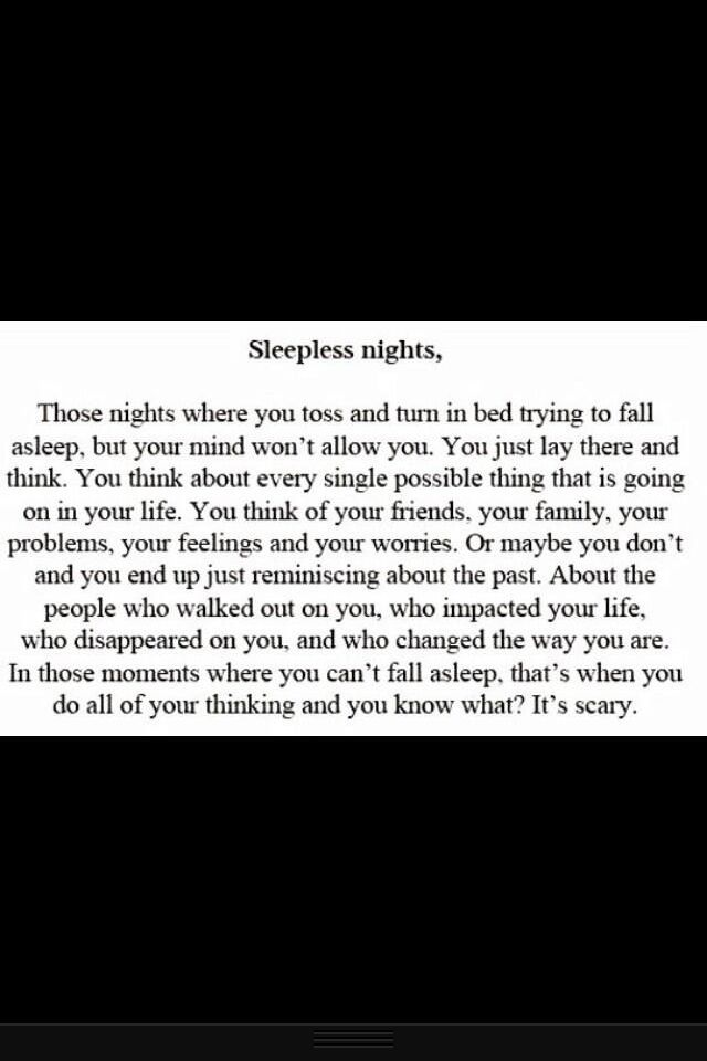 Sleepless Nights Sleepless Night Quotes Sleepless Nights Feelings Quotes