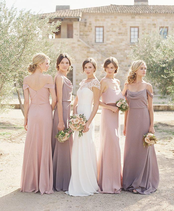 Designer Spotlight Jenny Yoo Collection Bridesmaiddress Wedding Bridesmaid Dresses Bridesmaids In