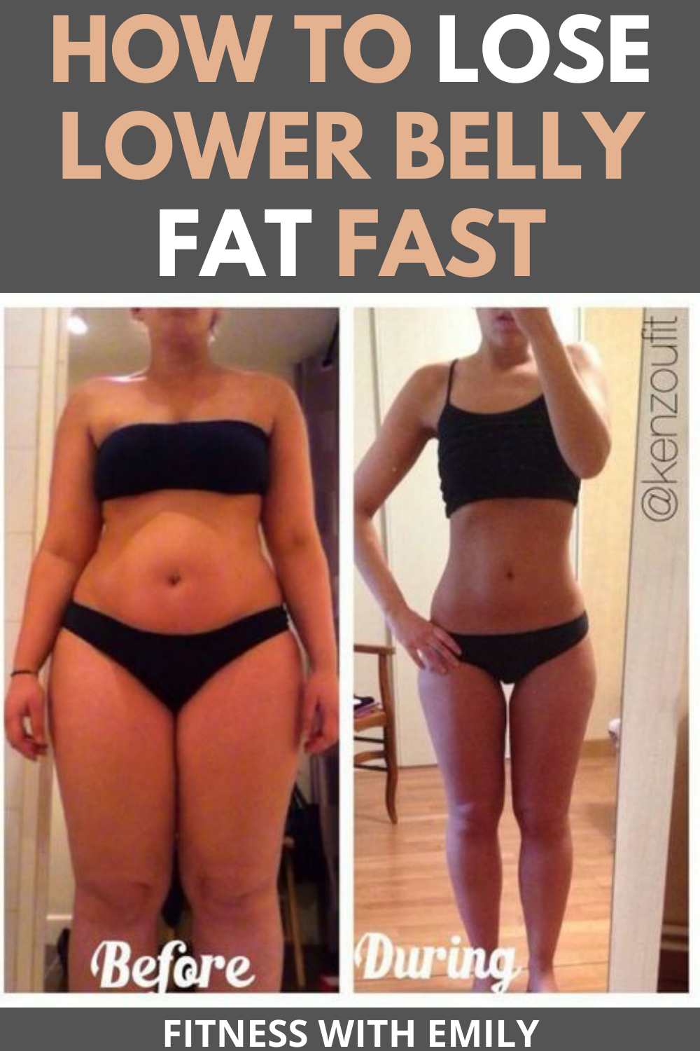 Easy Tips To Lose BELLY FAT From the First WEEK!