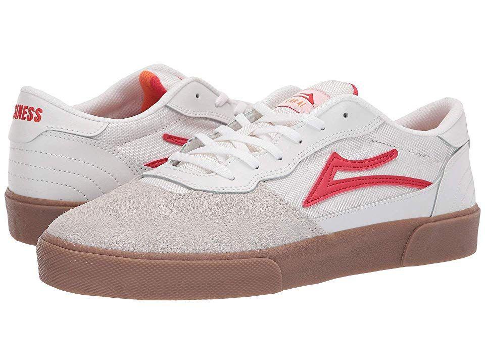 Men's Skate Shoes Grey Suede Lakai Cambridge