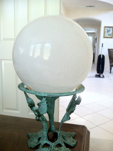 Large Crystal Ball | eBay | Altar | Large crystals, Crystal