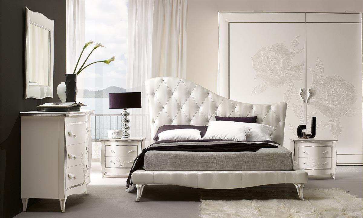 Mobili Contemporanei Camere Da Letto : Regina di fiorni camere moderne mobili contemporanei arredamenti