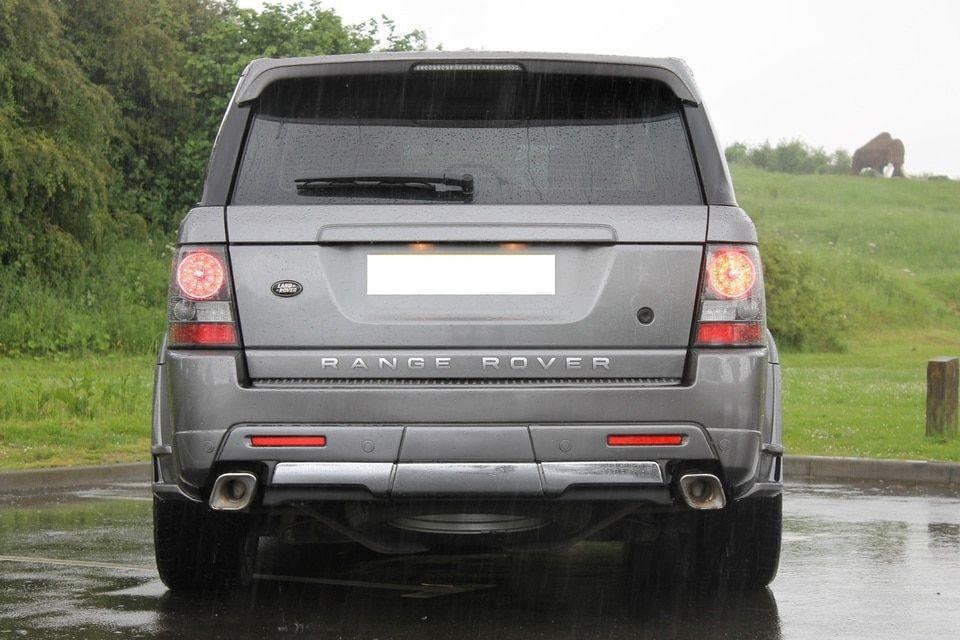Range Rover Sport Autobiography & RS Fender Pack Bodykit