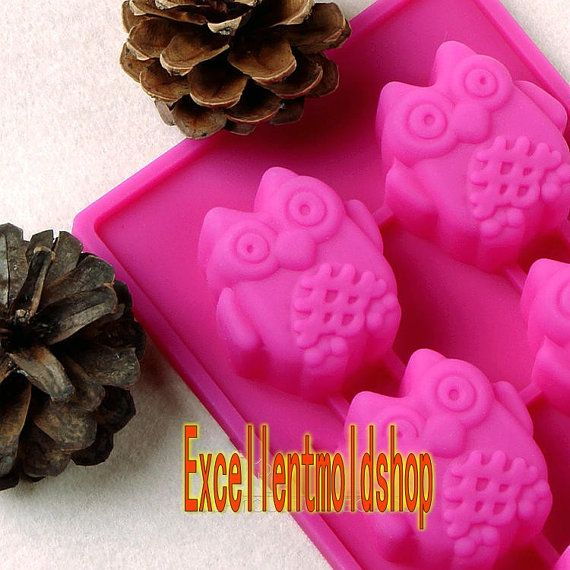 Hey, I found this really awesome Etsy listing at https://www.etsy.com/ca/listing/247541408/owl-mold-cake-mold-soap-mold-3d-flexible