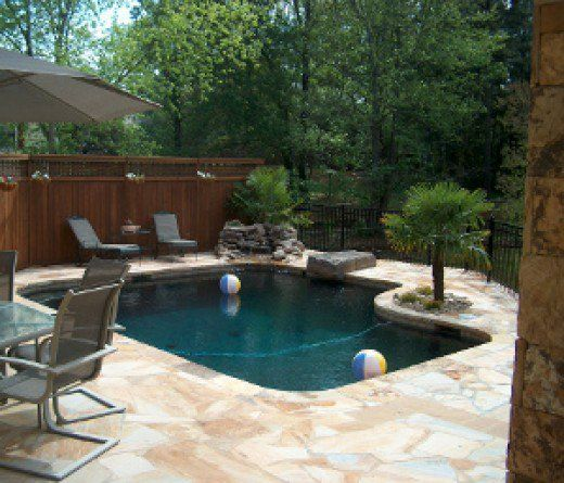 Standard In-Ground Pool Shapes And Sizes