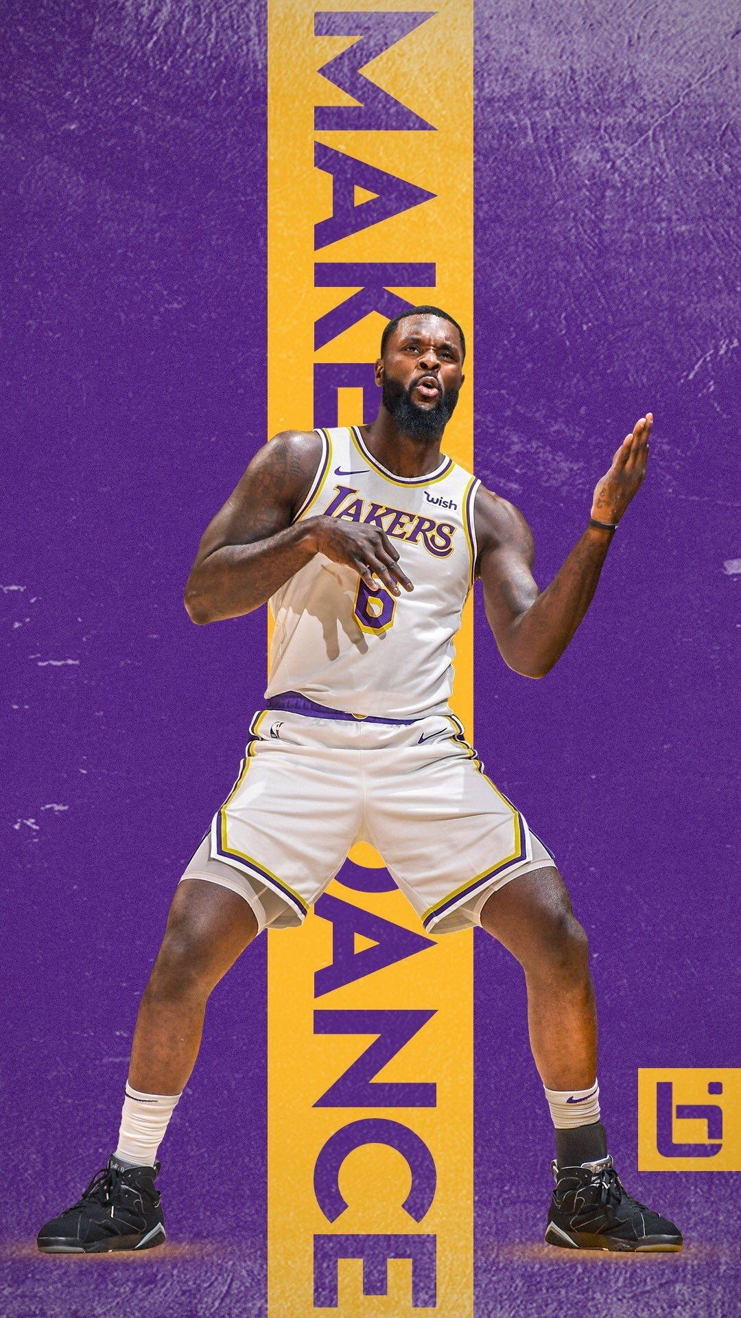 Pin By Qam Yasharahla On La Lakers Lakers Wallpaper Nba Players Los Angeles Lakers