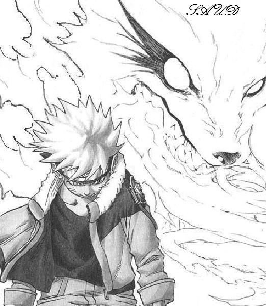 Naruto The Fox By Luffy 90 On Deviantart With Images Naruto