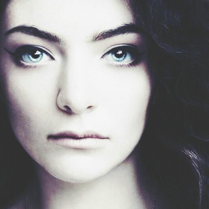 Lorde Makeup Inspo Naturalcat Eye Style Pinterest Lorde