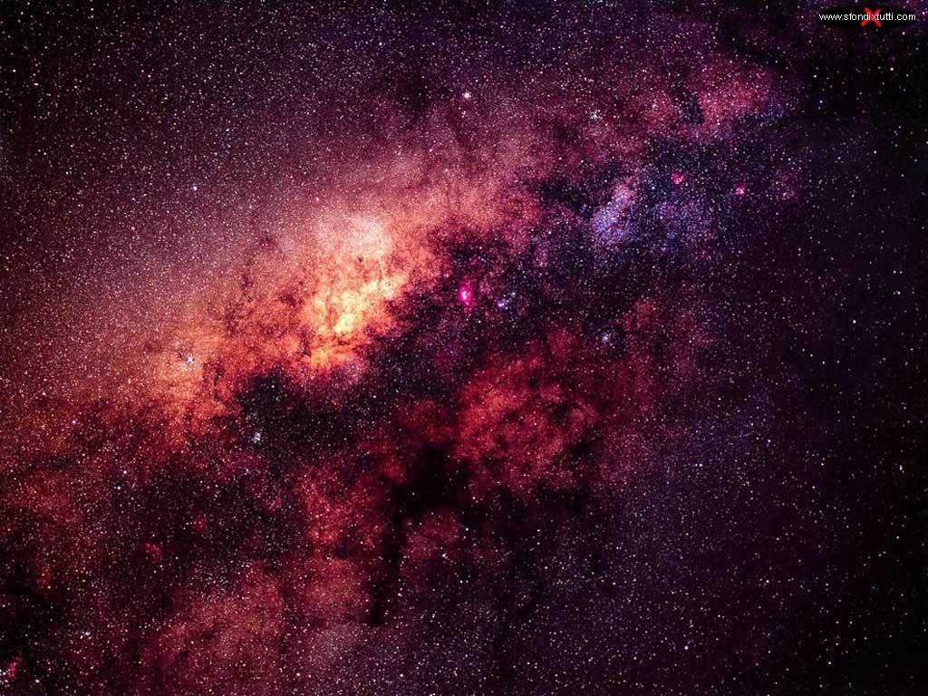 Spazio nebulosa united colours of nature movie for Sfondi spazio