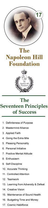 w clement stone 17 success principles pdf