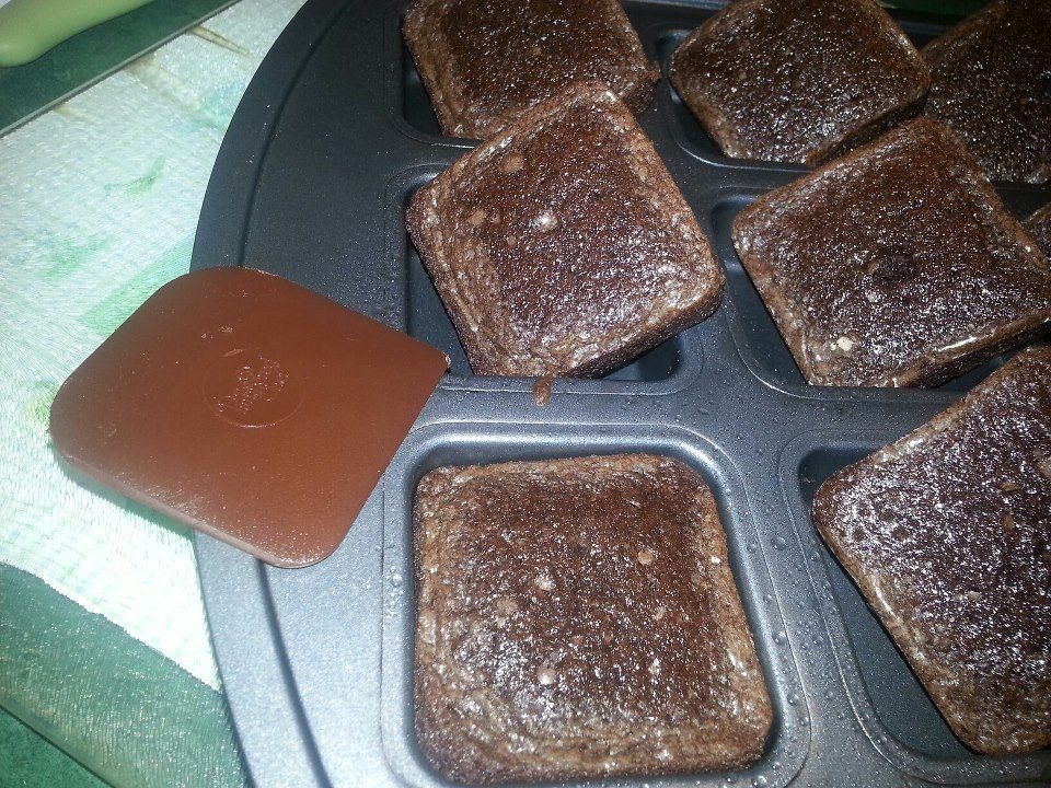 Pin On Pampered Chef S Brownie Pan